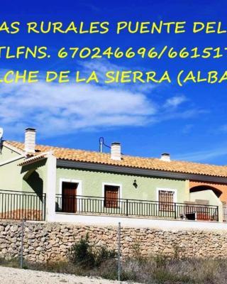 Casa Rural Puente Del Segura