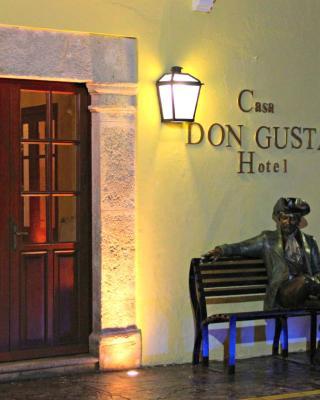 Hotel Boutique Casa Don Gustavo