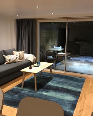Modern 50 sqm apartment