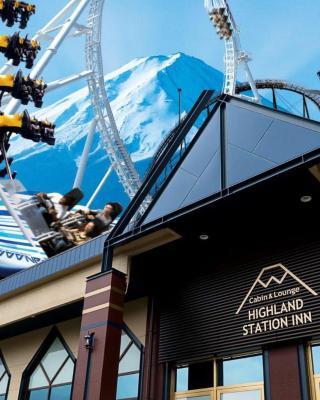 Cabin & Lounge Highland Station Inn