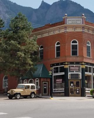 Hotel Ouray - for 10 years old and over