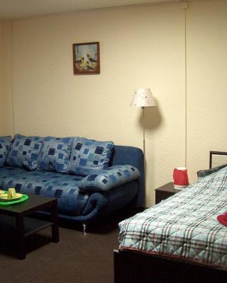 Четыре комнаты на Пржевальского