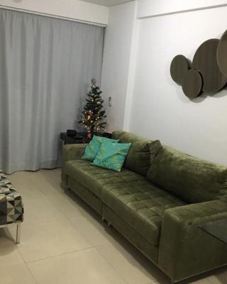 Quarto domiciliar na casa de Adê