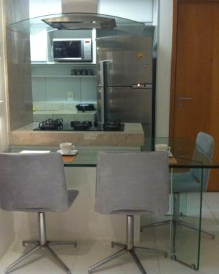 Flat 505, Edf. Home Club Porto Mar
