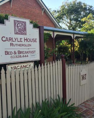 Carlyle House B&B