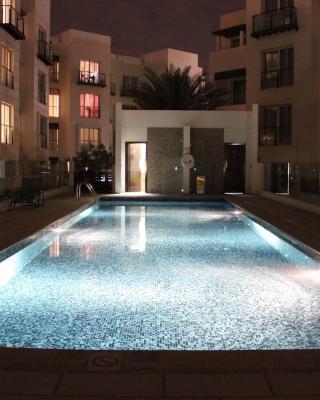 Fabulous 2 Bedrooms Apt at Al Mouj Muscat