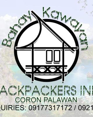bahay kawayan backpackers inn