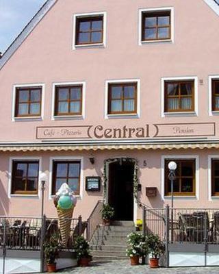 Pension Central
