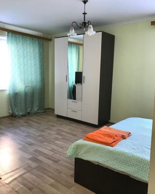 1- комнатная квартира в центре Академгородка!