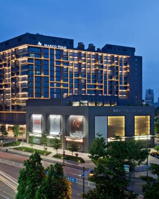 فندق ماركو بولو لينغنان تياندي فوشان