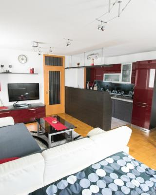 Luxurious RUBY Apartment