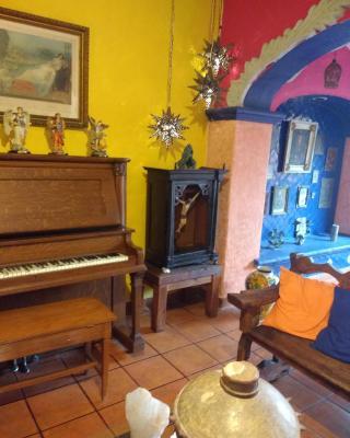 Hotel boutique Posada San Ángel