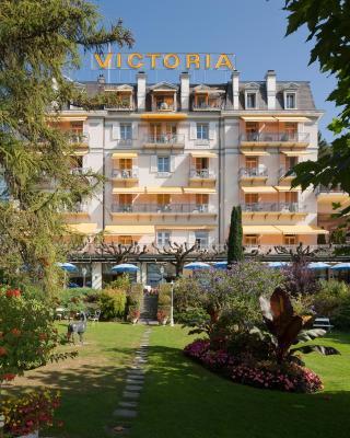 فندق فيكتوريا غليون