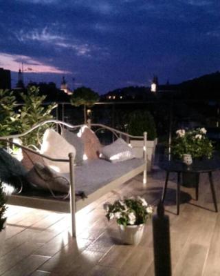 Апарт-тераса на Бейкер Стріт