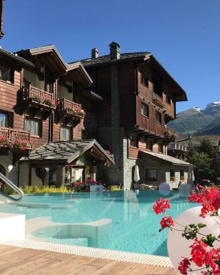 Hotel Relais Des Glaciers Spa Resort