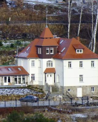 Pałacyk Szklarska