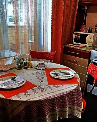 Apartment on Krasnoarmeyskaya 95b