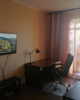 Apartments on Razyezdnaya 16