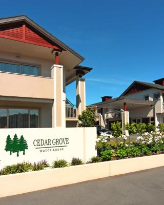 Cedar Grove Motor Lodge