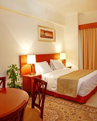 روز جاردن للشقق الفندقية - بر دبي