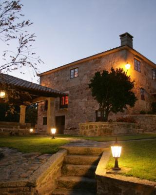 Hotel-fazenda Casal dos Celenis (Espanha Caldas de Reis ...