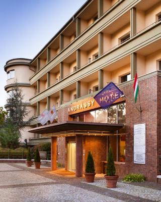 فندق ماميزون أندراسي بودابست