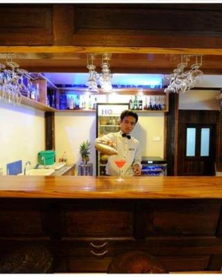 Nga Laik Kan Tha Eco Resort - Nay Pyi Taw
