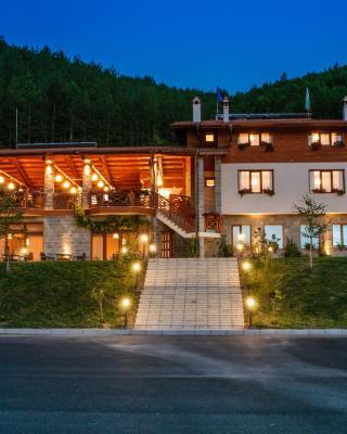 Alpine Garden Hotel (Trayanovi Dvori)