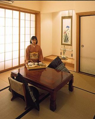 Shizuka Ryokan Japanese Country Spa & Wellness Retreat