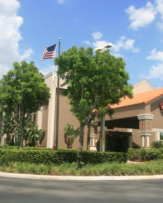 Hampton Inn Commercial Boulevard-Fort Lauderdale