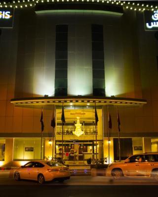 فندق أوسيس نجران