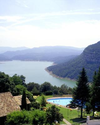 Booking.com: Hotel Parador de Vic-Sau , Tavernoles, España ...