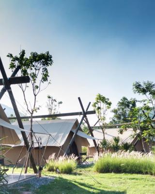 Lala Mukha Tented Resort Khao Yai