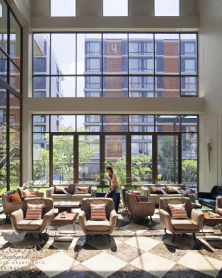 Balcony Courtyard Sriracha Hotel & Serviced Apartments