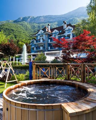 فندق ومطعم يوان كونتي بورد دو لاك