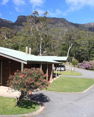 Halls Gap Log Cabins