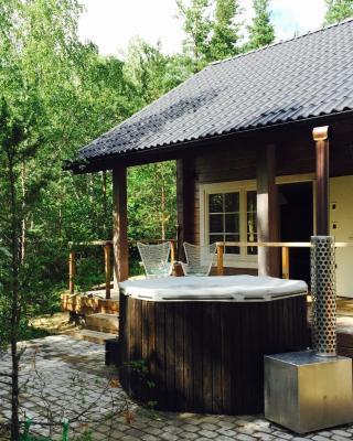 Jaagurahu Forest Cabin