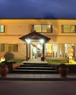 فندق ميرادور دو لاس سييراس
