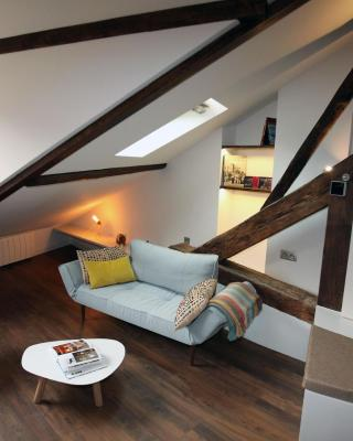 Old Town Apartment in Annecy