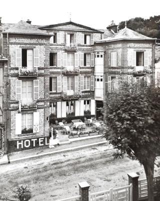 فندق دو أونغليتيير إيتريت