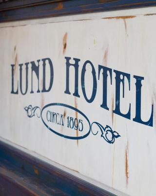 The Historic Lund Hotel