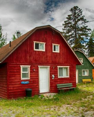 Ruth Lake Lodge Cottages