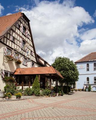 Hotel Brauereigasthof Landwehr-Bräu