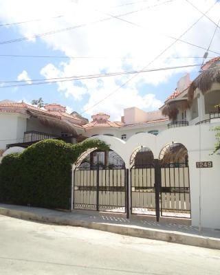 Casa Mandarina Cozumel