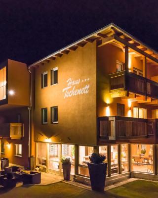 Residence-Garni Haus Tschenett