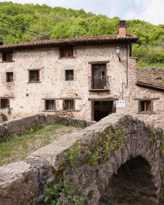 Casa de campo Posada de Urreci (España Aldeanueva de Cameros ...