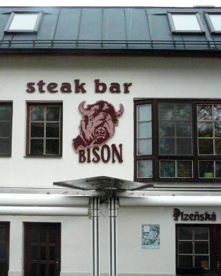 Ubytování nad Bisonem