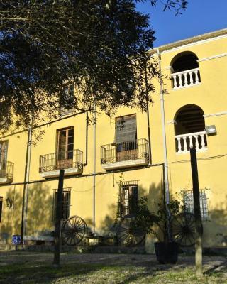 Casa de campo Maset del Garraf (España Olesa de Bonesvalls ...