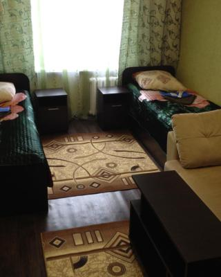 Rooms on Chubarova 4