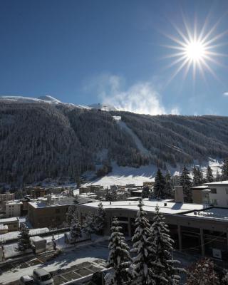 Apartment In Center Of Davos